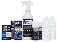 Clothes Moth Killer Kit - Intermediate (Max Strength Pest Expert Products)